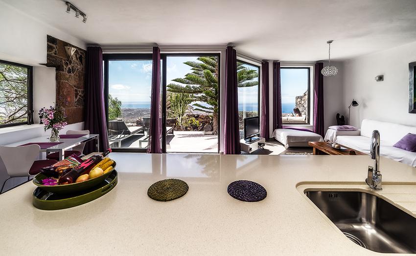 Casa rural en alquiler Lanzarote - Frangipani